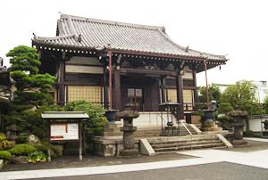大田区 大楽寺(おおたく だいらくじ)