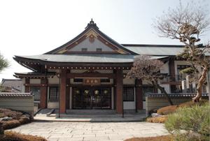 本行寺 鶴林殿(ほんぎょうじ かくりんでん)